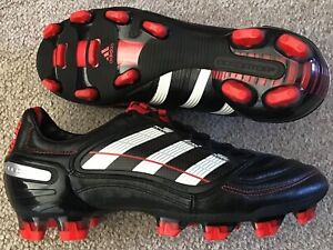 ADIDAS PREDATOR X FG FOOTBALL BOOTS UK 7