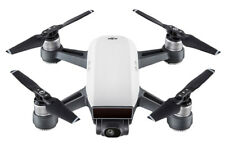 DJI Spark Fly More Combo FHD 1080p Remote Control Quadcopter Camera Drone White
