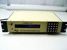 Sutter Instruments Lambda 10-2 Optical Filter Changer Controller LB10-2