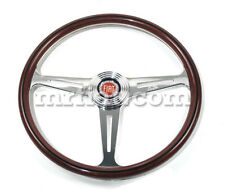 Fiat 124 Coupe Spider 128 Wood Steering Wheel 360 mm New