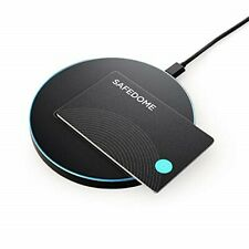 Ultra Slim Rechargeable Bluetooth Tracker, Locator Finder Card with Charger