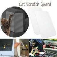 2x Pet Cat Scratch Guard Mat Cat Scratching Post Home Furniture Sofa Protector J
