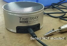 Timetrax Model 60 NEW Watch Clock Beat Amplifier, Diagnostic Tool