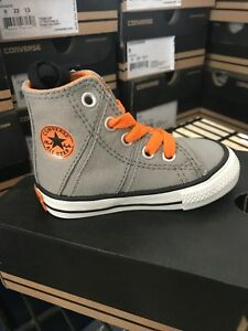 CONVERSE INFANT  CT REFORM  HI PHANTOM GREY 732612F