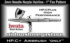 Iwata High Performance Airbrush HP.CP .3mm ( Airbrush Only ) + Free Insured Post