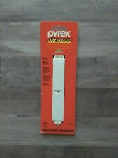Pyrex Accessories Adjustable Dry Measurement Teaspoon USA 1/8 1/4 1/2 3/4 NOS
