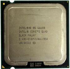 Intel Core 2 Quad Q6600 8MB 2.40GHz LGA775 1066MHz Processor CPU SLACR MAKEOFFER