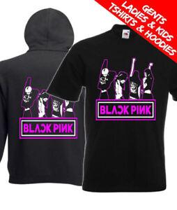 Blackpink Black Pink Korean Kpop Music T Shirt / Hoodie