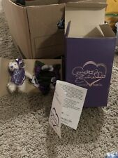 Annette Funicello Pansy Bear Limited Edition Rare #'d 166/2500