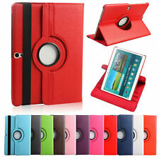 360 Rotating Leather Stand Case Cover for Samsung Galaxy Note 10.1 N8000 / P600