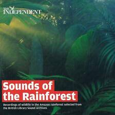 Sounds Of The Rainforest -  Audio CD
