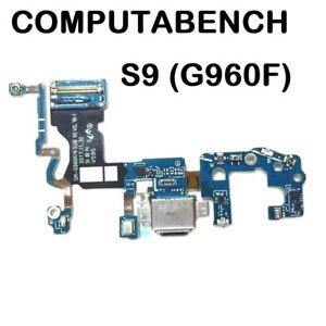 SAMSUNG GALAXY S9 G960F CHARGING PORT FLEX Cable USB Dock With Microphone