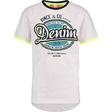 Vingino Jungen T-Shirt Hit weiß Gr. 116  128  SALE - 10 %