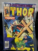 The Mighty Thor #303 Bronze Age Collectible Comic Book Marvel Comics