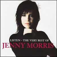 JENNY MORRIS - LISTEN : THE VERY BEST OF CD ~ GREATEST HITS ~ BODY & SOUL *NEW*