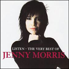 JENNY MORRIS - LISTEN : THE VERY BEST OF CD ~ GREATEST HITS ~ BODY & SOUL *NEW*