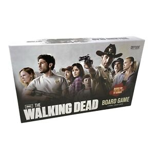 The Walking Dead Board Game TV Show Series 2011 Cryptozoic Entertainment AMC