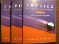 Physics for Scientists and Engineers : A Strategic Approach Randall D. Knight