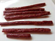 Special sausages 95 g. Tasty and unusual beer snack.