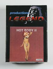 Legend 1/35 Hot Body II Girl in Bikini Posing [Resin Figure Model kit] LF0095