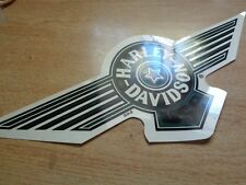 "BIG 14"" FATBOY Harley Davidson Motorcycle Window Decal US Factory Sticker Emblem"