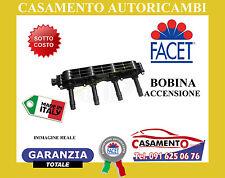 BOBINA ACCENSIONE FACET OPEL ZAFIRA A 1.6 16V CNG 9.6299