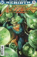 ACTION COMICS #969  DC Comics REBIRTH SUPERMAN COVER B 1ST PRINT