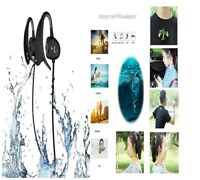 IPX8 Waterproof Sport Earbuds Wireless Bluetooth Headset Bluetooth Earphone