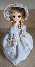 Bradley doll blue dress