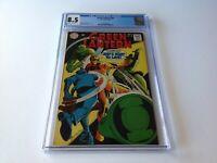 GREEN LANTERN 62 CGC 8.5 COOL COVER DC COMICS