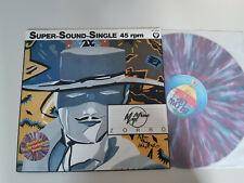 "LP Pop My Mine - Zorro 12"" (2 Song) INTERCORD BLOW UP / multi color vinyl"