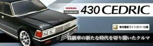 ABC Hobby 1/10 Scale 430 Nissan Cedric Body Parts Set