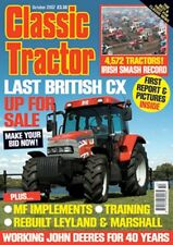 Classic Tractor Issue 78 October 2007