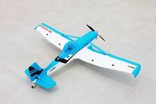 Dynam RC Airplane Cessna 188 Blue 1500mm Wingspan - PNP