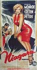 NIAGARA MARILYN MONROE Affiche Cinéma / Movie Poster Henry Hathaway 160x85