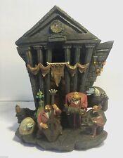 "Disney Nightmare Before Christmas Halloweentown Halloween Town Resin Statue 8.5"""