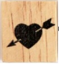 INDIVIDUAL WOOD SCRABBLE TILES❤ 0.25 CENTS EACH ARROW IN HEART SYMBOL