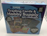 Cardsone Mixed Sport Trading Cards & Hobby Supply Gift Collection Box 500 ITEMS!