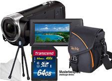 SONY Camcorder HDR-CX240E  + 64GB Komplettset ! CX240E ****