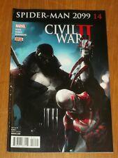 SPIDERMAN 2099 #14 MARVEL COMICS CIVIL WAR II
