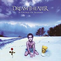 Dream Theater - A Change of Seasons [CD]