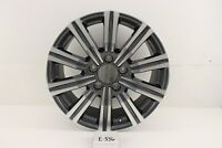 """OEM ALLOY WHEEL 21"""" USED LEXUS LX570 16 17 18 scratches CHARCOAL MACHINED"""