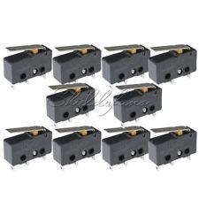 10PCS Tact Switch KW11-3Z 5A 250V Microswitch 3PIN Buckle (JL024)(F1B3)