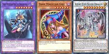 Dark Magician Girl the Dragon Knight* Fusion LEDD: Girl + Azure-Eyes Silver Drag