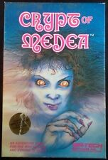 Crypt of Medea - Apple II - Complete in Box - Great Condition