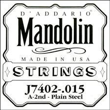 D'addario J7402 Corda singola Mandolino