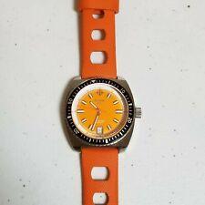 ZODIAC Wristwatch ZO2202 Orange Seadragon Divers watch