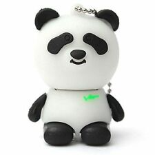Great Panda Bear Shaped 16GB USB 2.0 Memory Stick Flash Drive