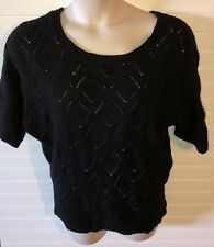 United States Sweaters Black Dolman Sleeves Sz M New Clothing, Shoes & Accessories