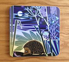 Hedgehog Teapot Stand - Jenny Tylden Wright Tea Pot Melamine Trivet Art Gift